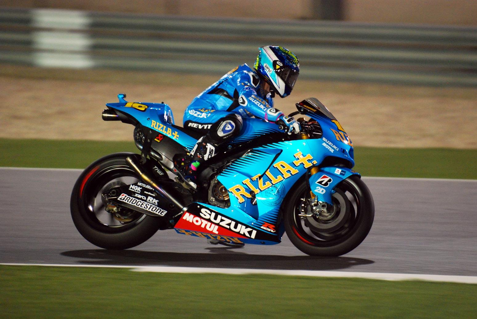 Rizla Suzuki to Sit Out Qatar GP - Asphalt & Rubber