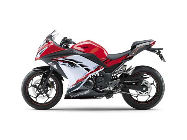 2013 Kawasaki Ninja 250R Breaks Cover in Indonesia - Asphalt & Rubber