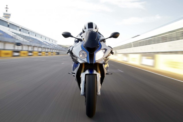 BMW HP4 Mega Gallery Video