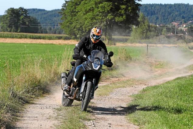 Details Drop on the 2013 KTM 1190 Adventure R 2013 KTM 1190 Adventure R Motorrad test 02 635x423