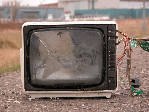 broke-television