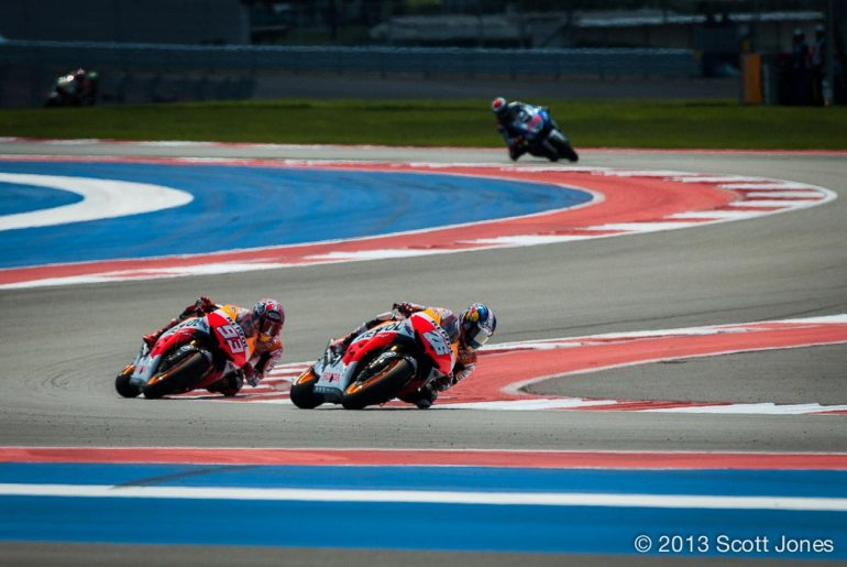 MotoGP: Race Results from the Americas GP - Asphalt & Rubber