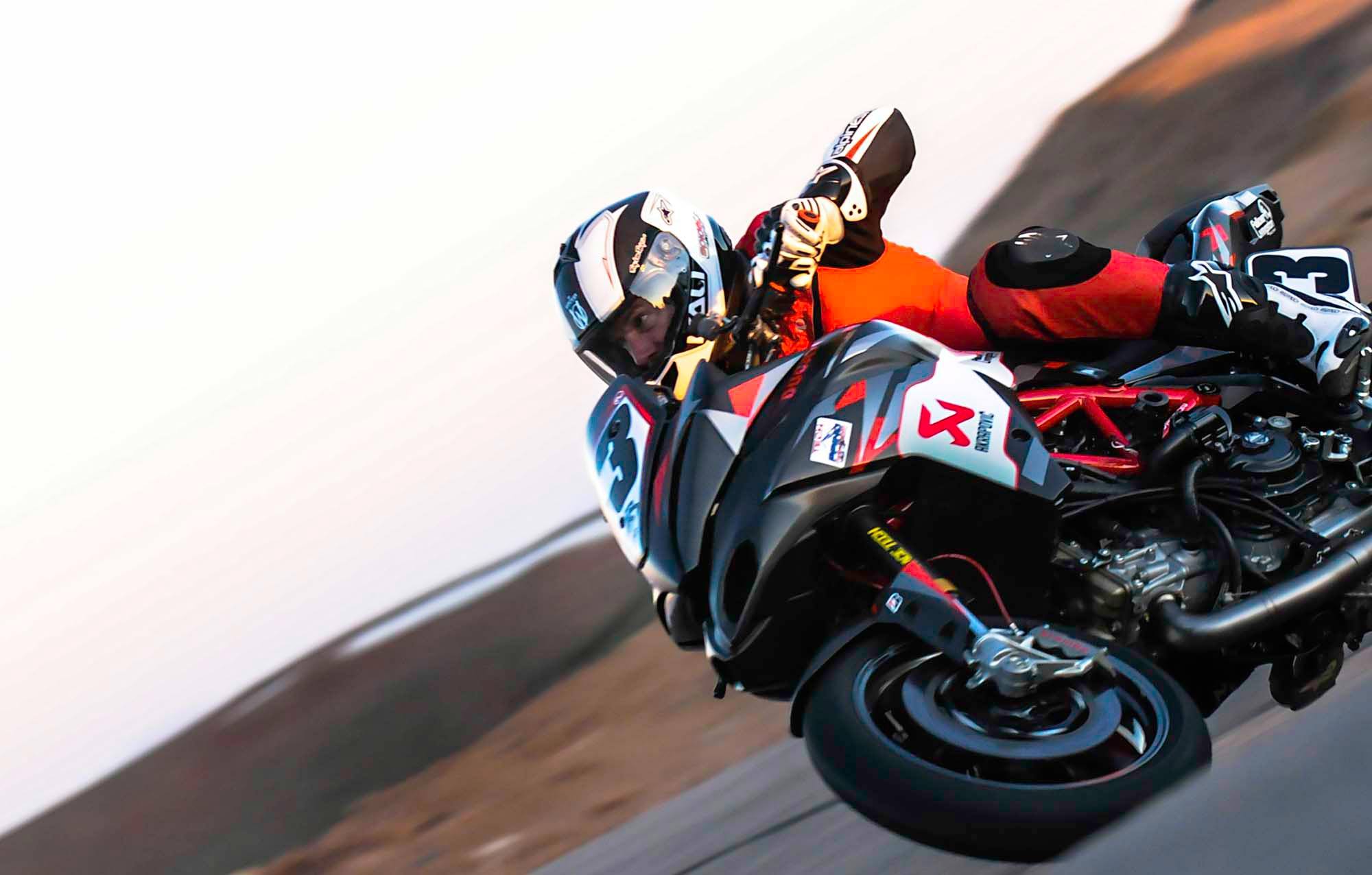 Welcome to the Ducati Corse world