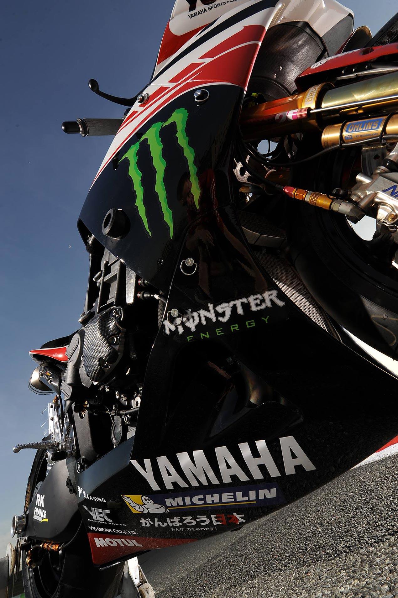 Yamaha Austria Racing Team Archives - Asphalt & Rubber