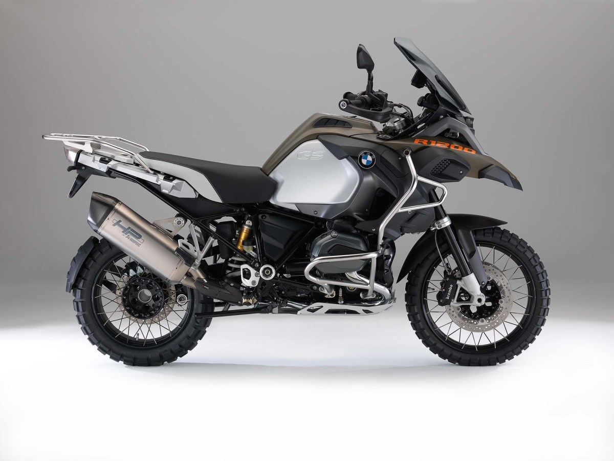 Don't Call It a Recall, BMW Issues Worldwide Service Campaign for BMW R1200GS Motorcycles