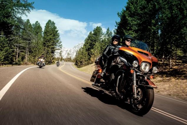 Harley-Davidson-FLHTK