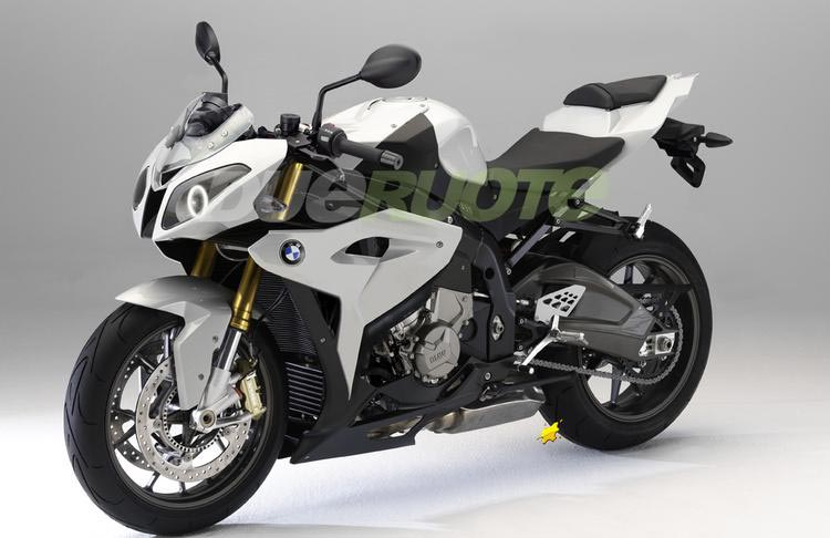 Are You The 2014 BMW S1000R Streetfighter Nope