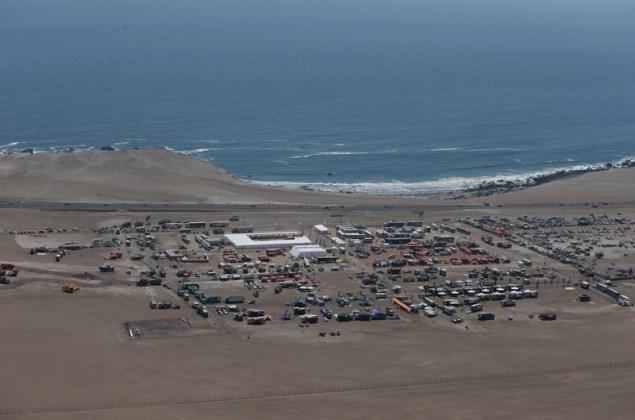 Dakar Rally Iquique