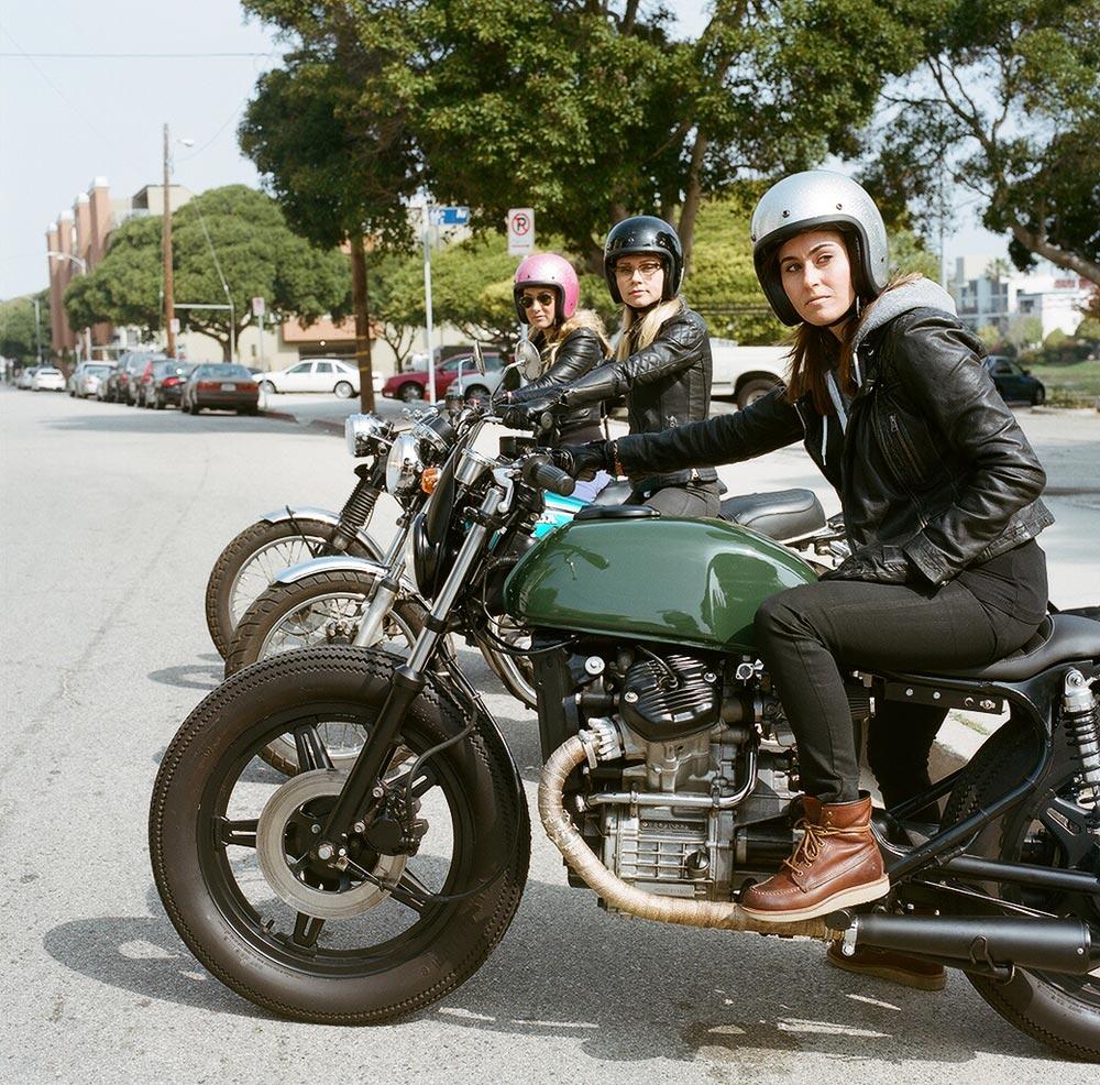 biker women - photo #36