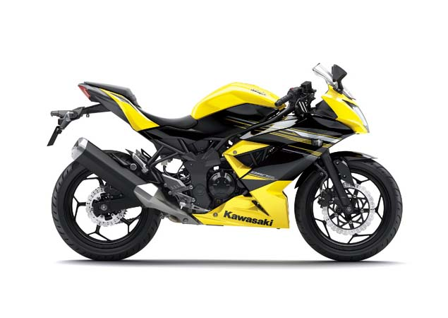 2014 Kawasaki Ninja RR - A 250cc Single-Cylinder for Asia ...