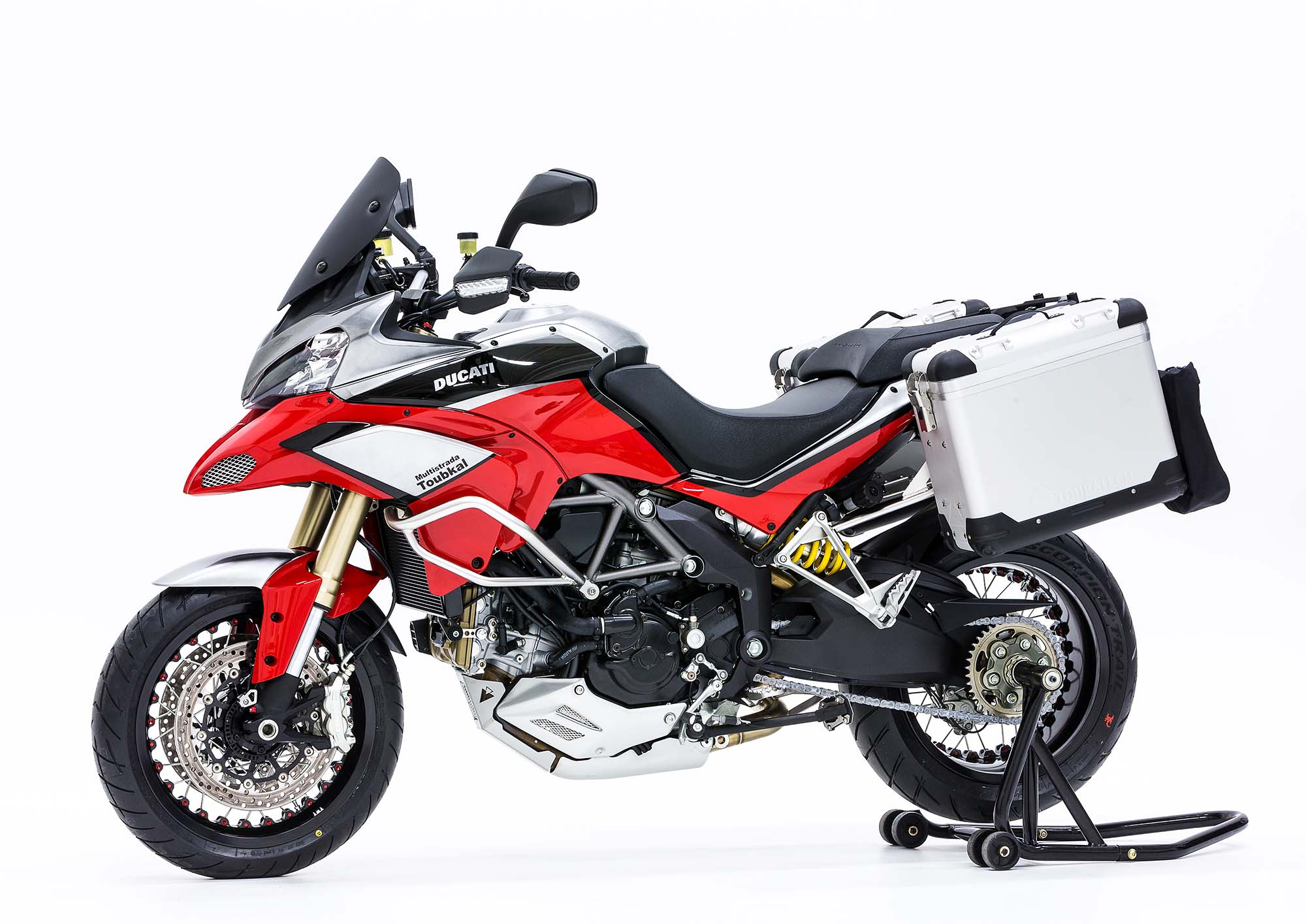Ducati Multistrada Panniers Review