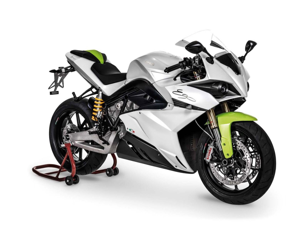 Energica Will Supply FIM Moto-e World Cup Race Bikes