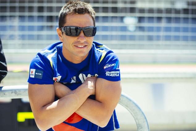 Kevin-Schwantz-Randy-de-Puniet-Suzuki-XRH-1-MotoGP-COTA-test-19
