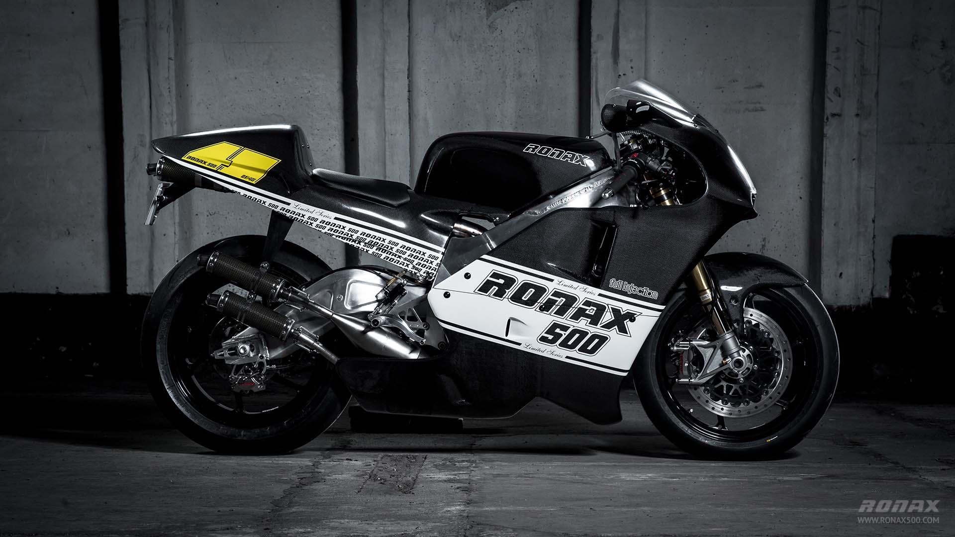 Ronax 500 your modern 500cc two stroke track bike for Yamaha 500cc sport bikes