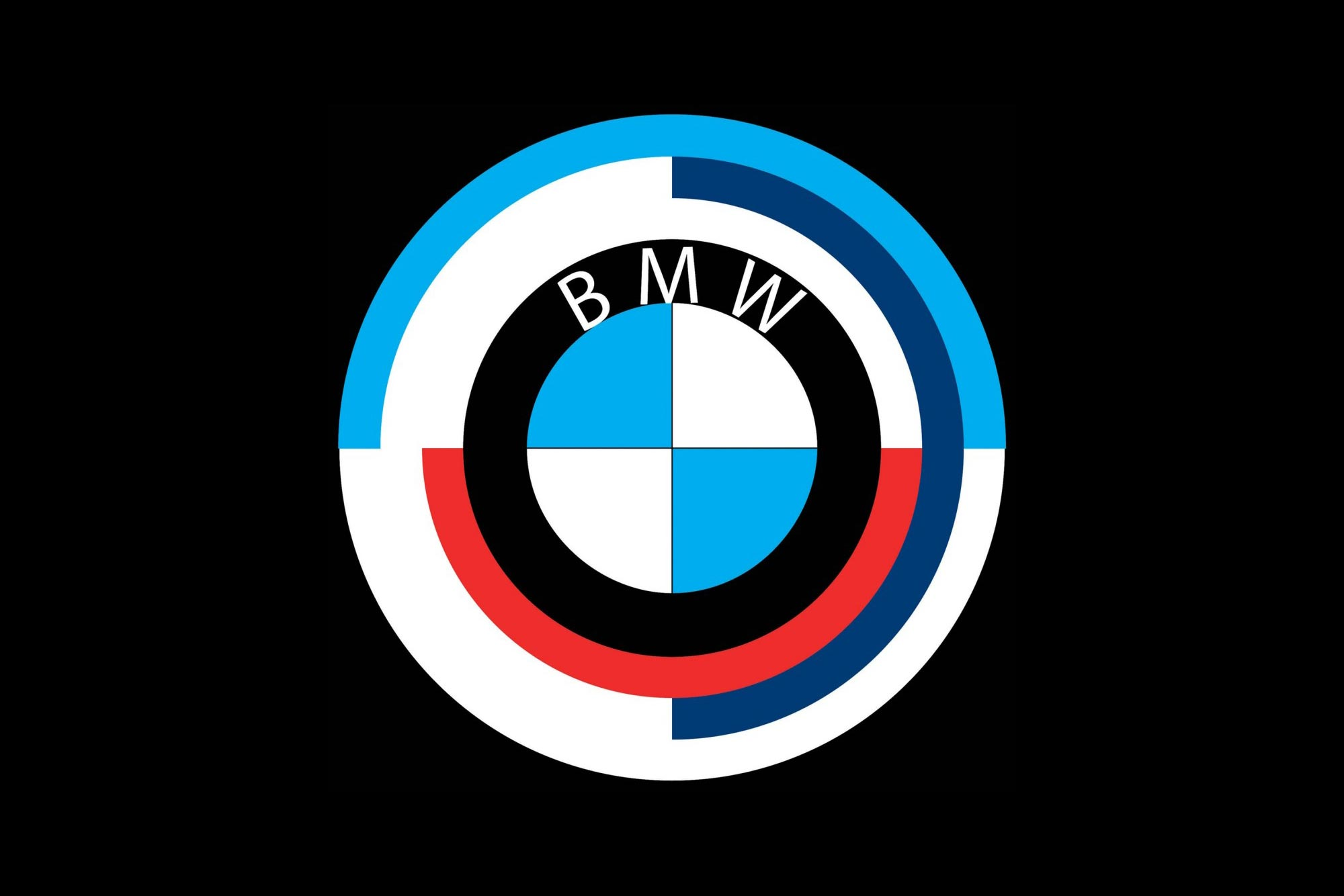 ordinary logo bmw motorrad #4: Despite having rough sales in June (-5.7%), BMW Motorrad says it had its  best six-month spread every during the first half of 2014, with the German  ...