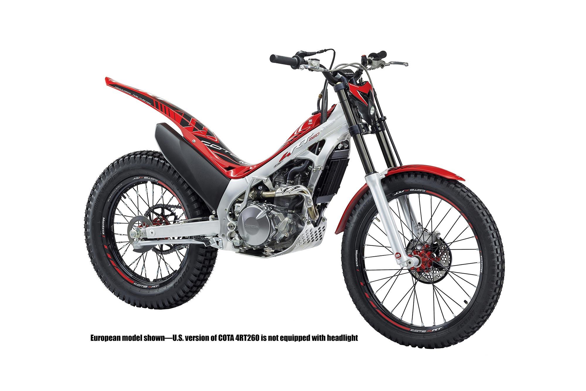 Honda Cota 4rt 260