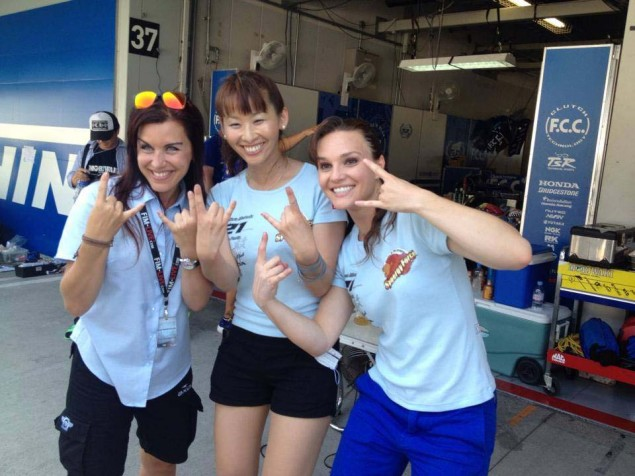 Shez-Racing-Suzuka-4-Hour-Shelina-Moreda-Melissa-Paris-Race-15