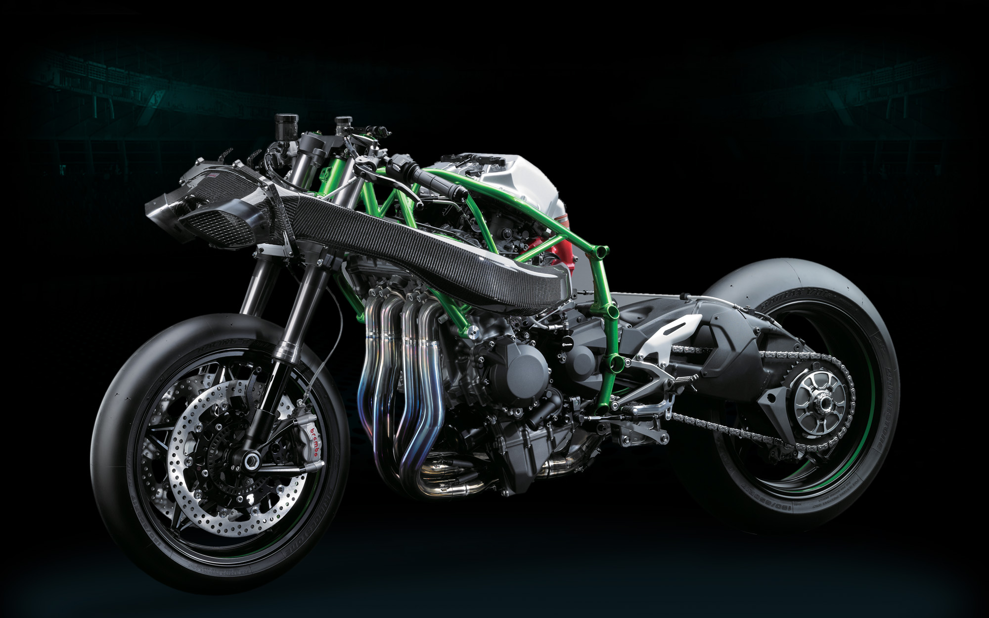 Kawasaki Ninja H2r Officially 300hp Of Hyperbike Asphalt Rubber