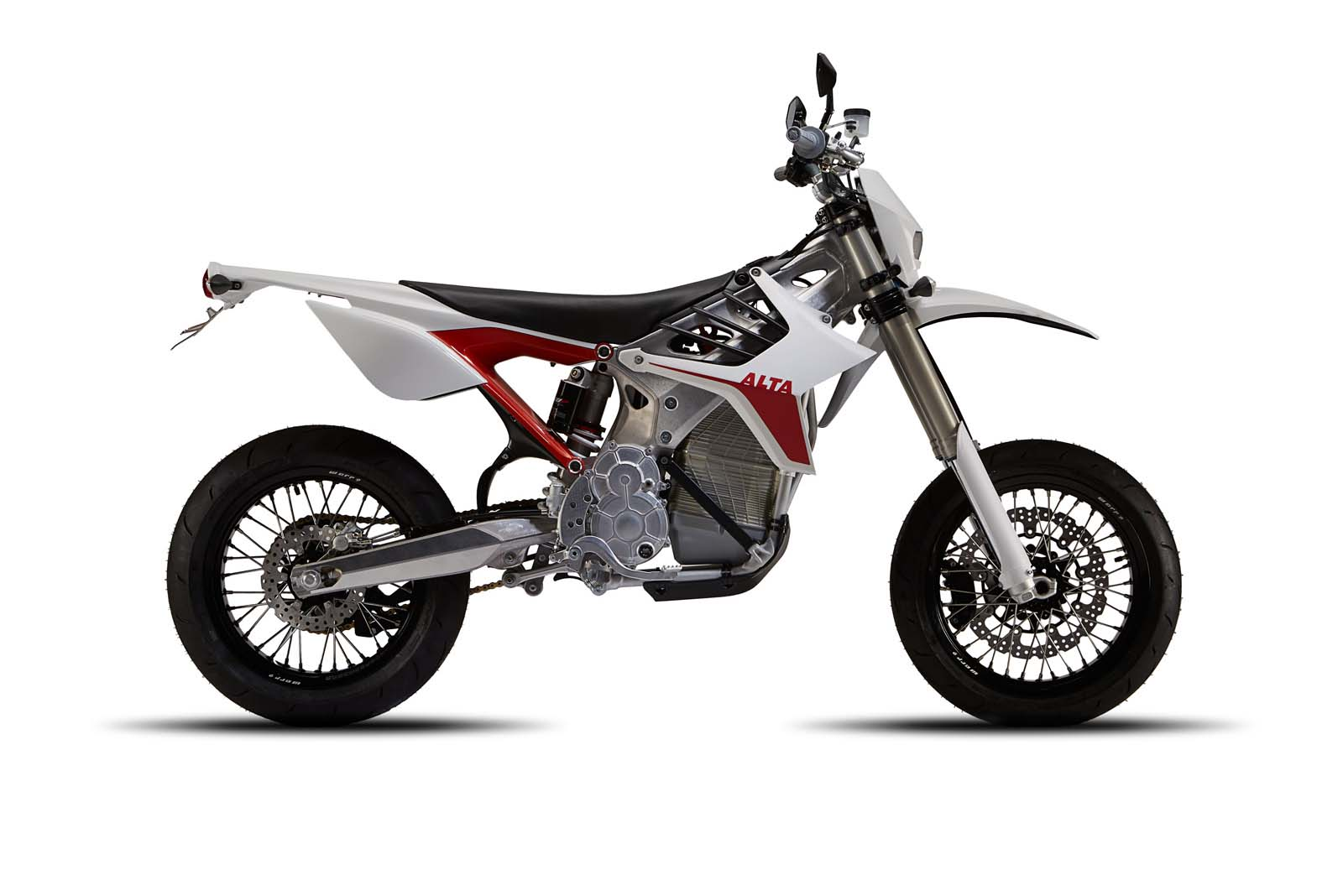 Ktm Freeride E Sm >> 2015 Alta RedShift SM - A SuMo Wrestler with Lights - Asphalt & Rubber