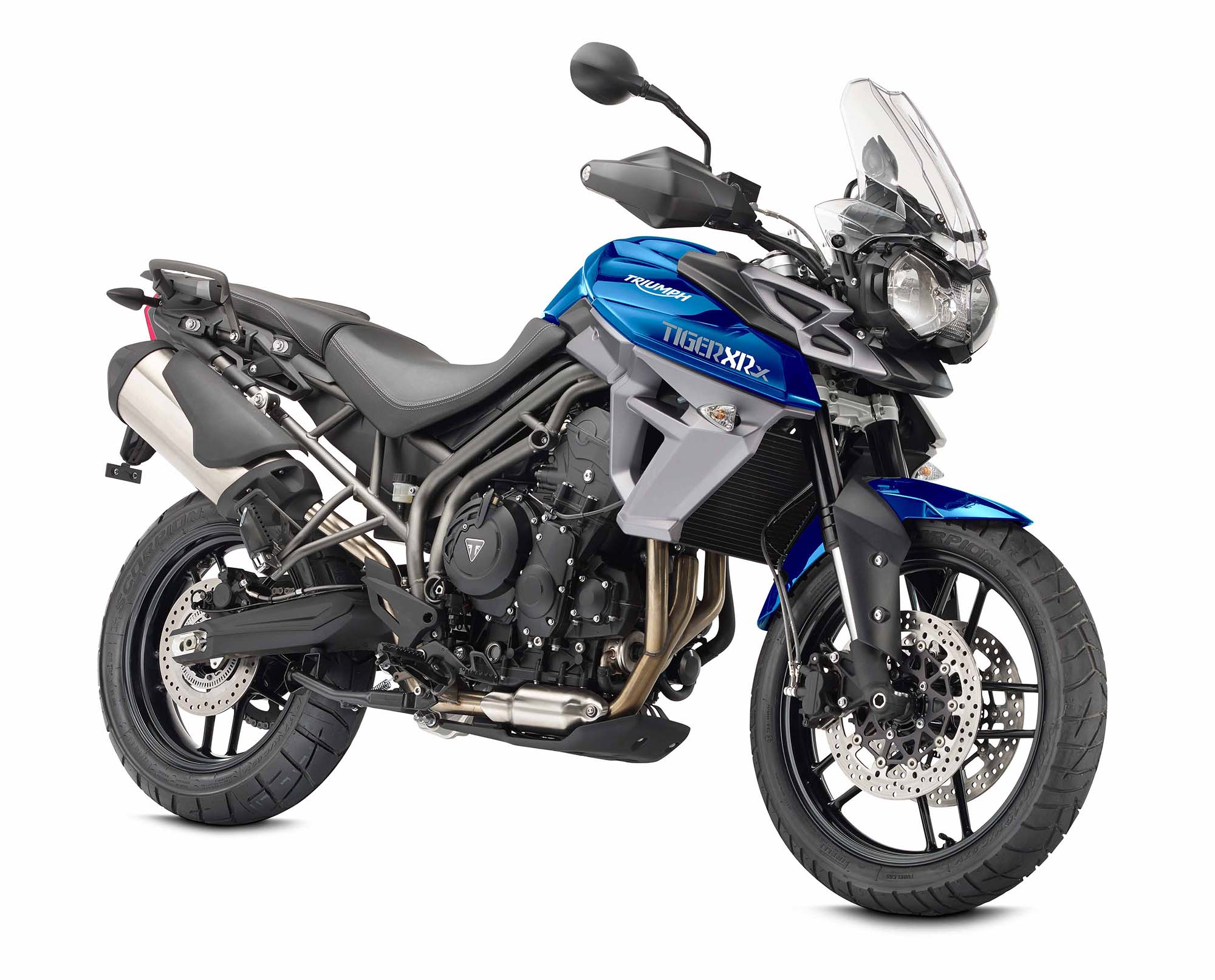 2015 Triumph Tiger 800 XRx - More, for the More On-Road - Asphalt ...