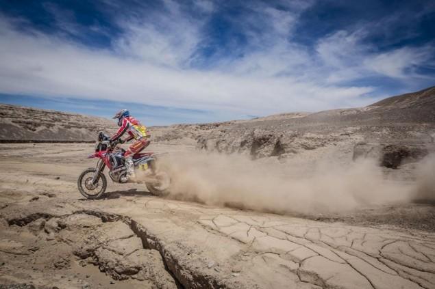 joan-barreda-Stage-10-HRC-2015-Dakar-Rally