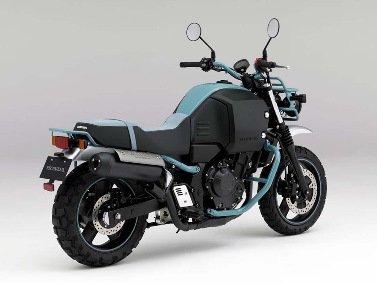 Buy New Honda Motorcycle