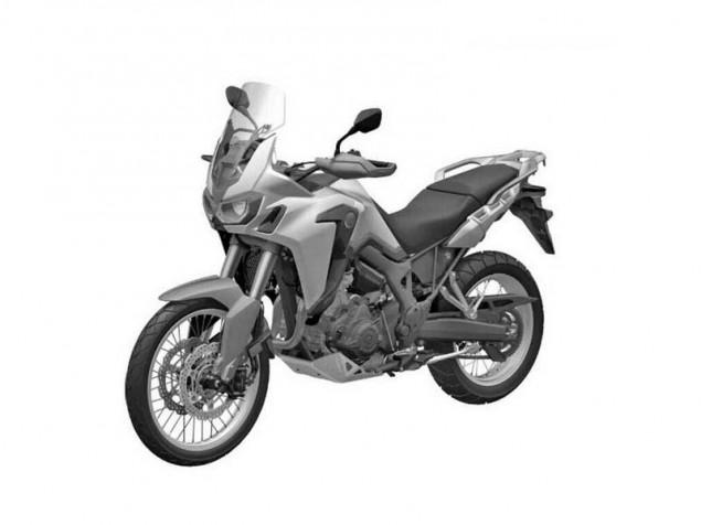 2016-Honda-Africa-Twin-CRF1000L-grayscale-02