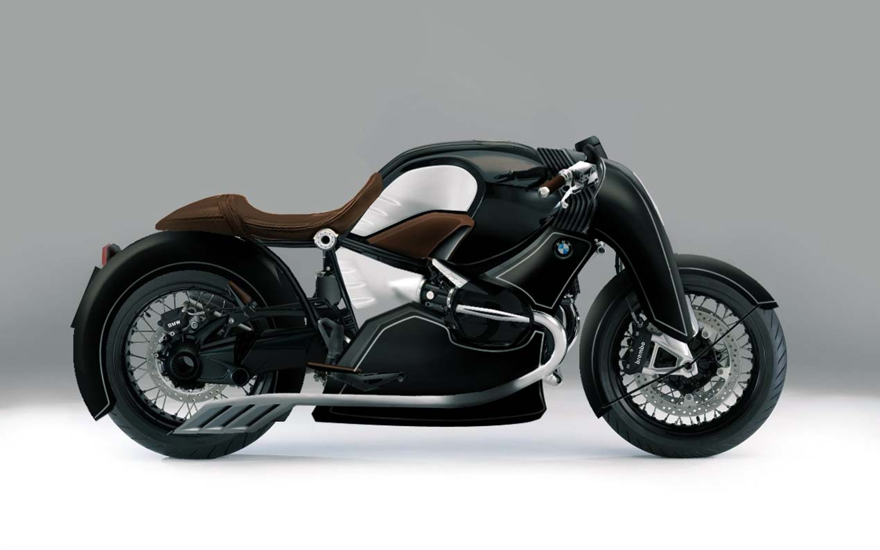 Bmw R Nine T Custom >> BMW R nineT Concepts by Iban Domigo & Xavier Vairai - Asphalt & Rubber