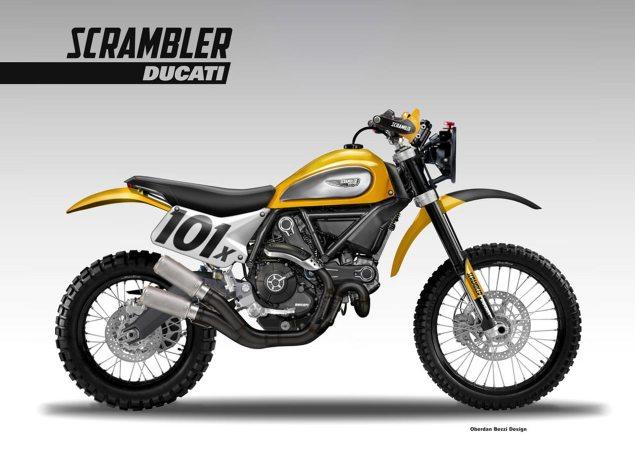 Ducati-Scrambler-Baja-Racer-Concept-Oberdan-Bezzi