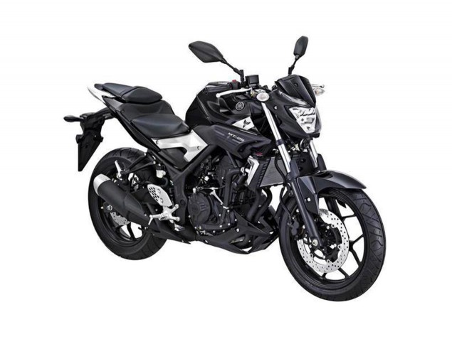 Yamaha-MT-25-black