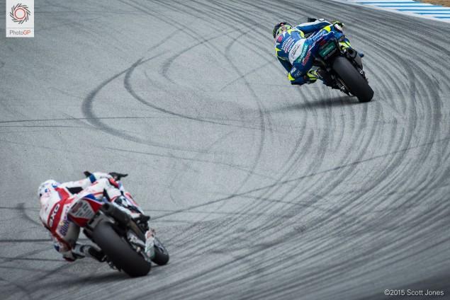 Alex Lowes Guintoli Race 1 WSBK Laguna Seca