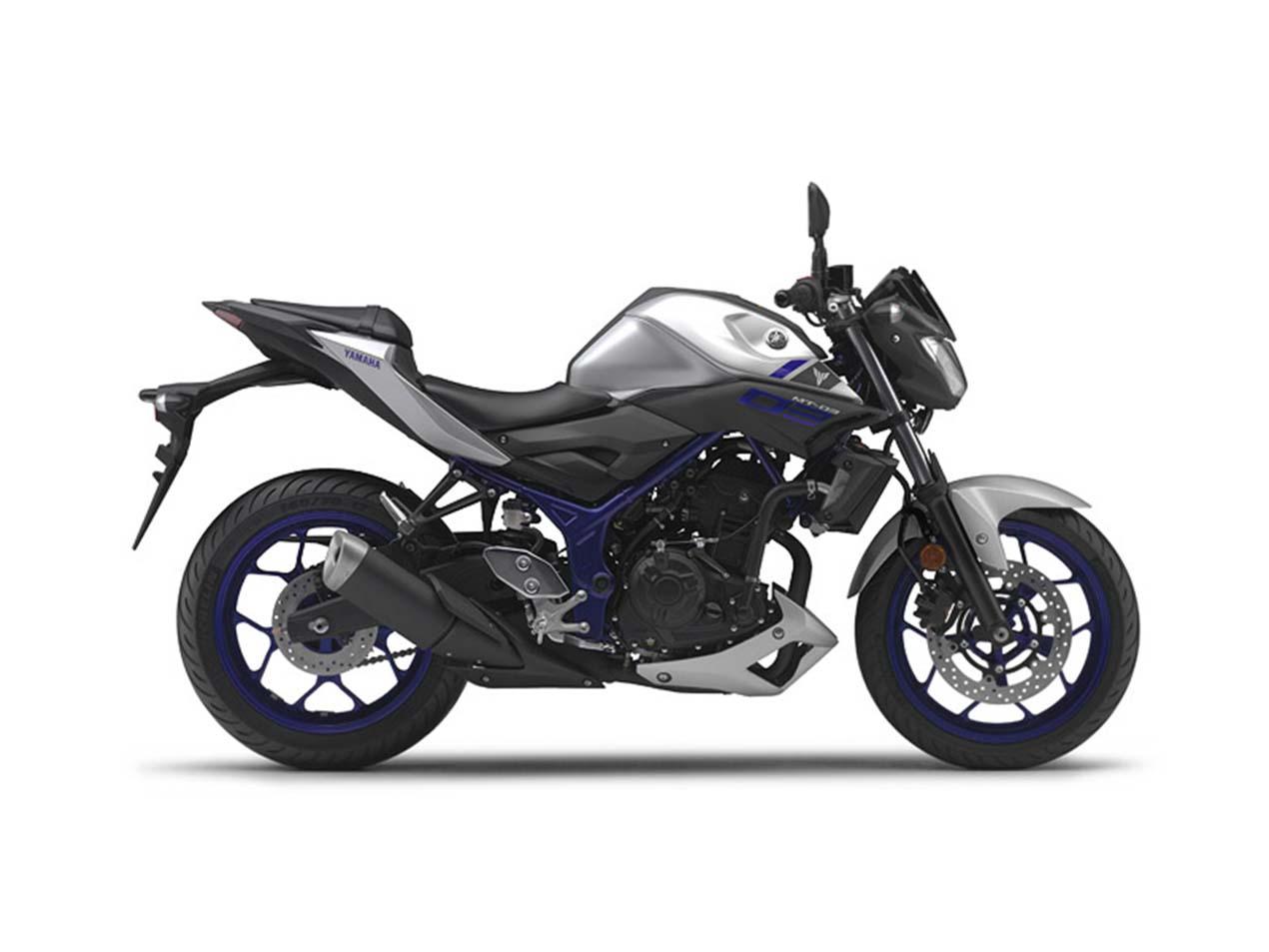 Yamaha Fz Colors