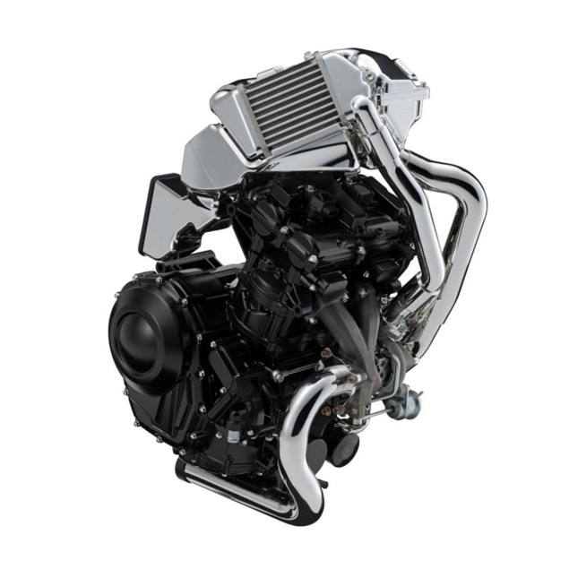 Suzuki-EX7-Recursion-turbcharged-intercooled-engine