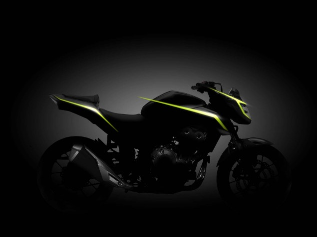 Media Advisory: 2016 Honda CB500F Preview Images