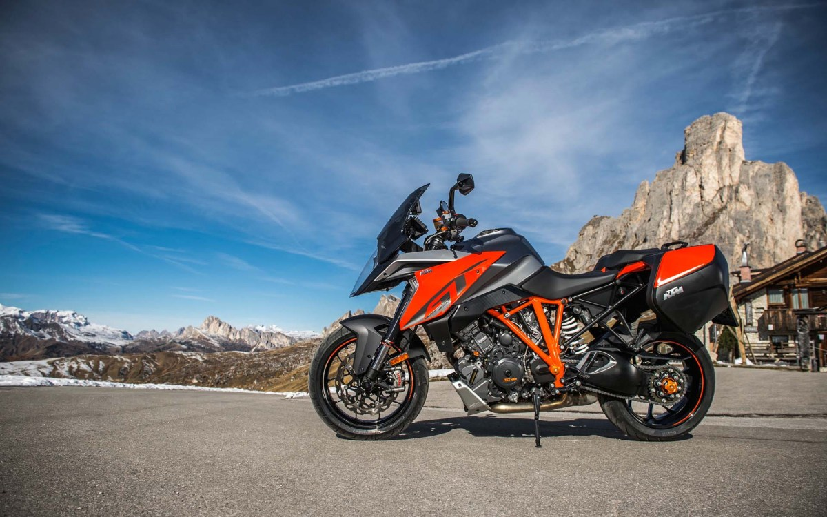 Recall Expected for the KTM 1290 Super Duke GT