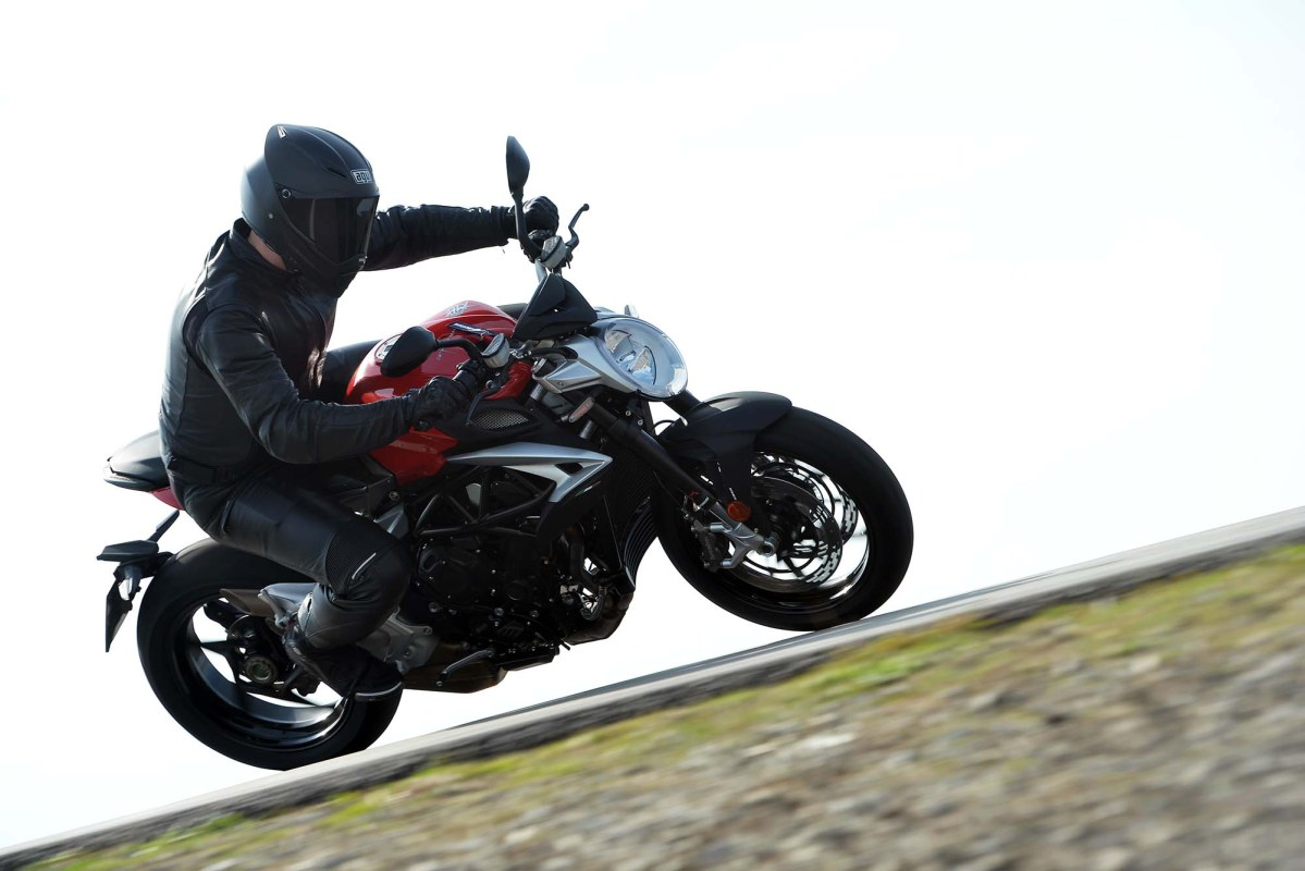 Ride Review: 2016 MV Agusta Brutale 800