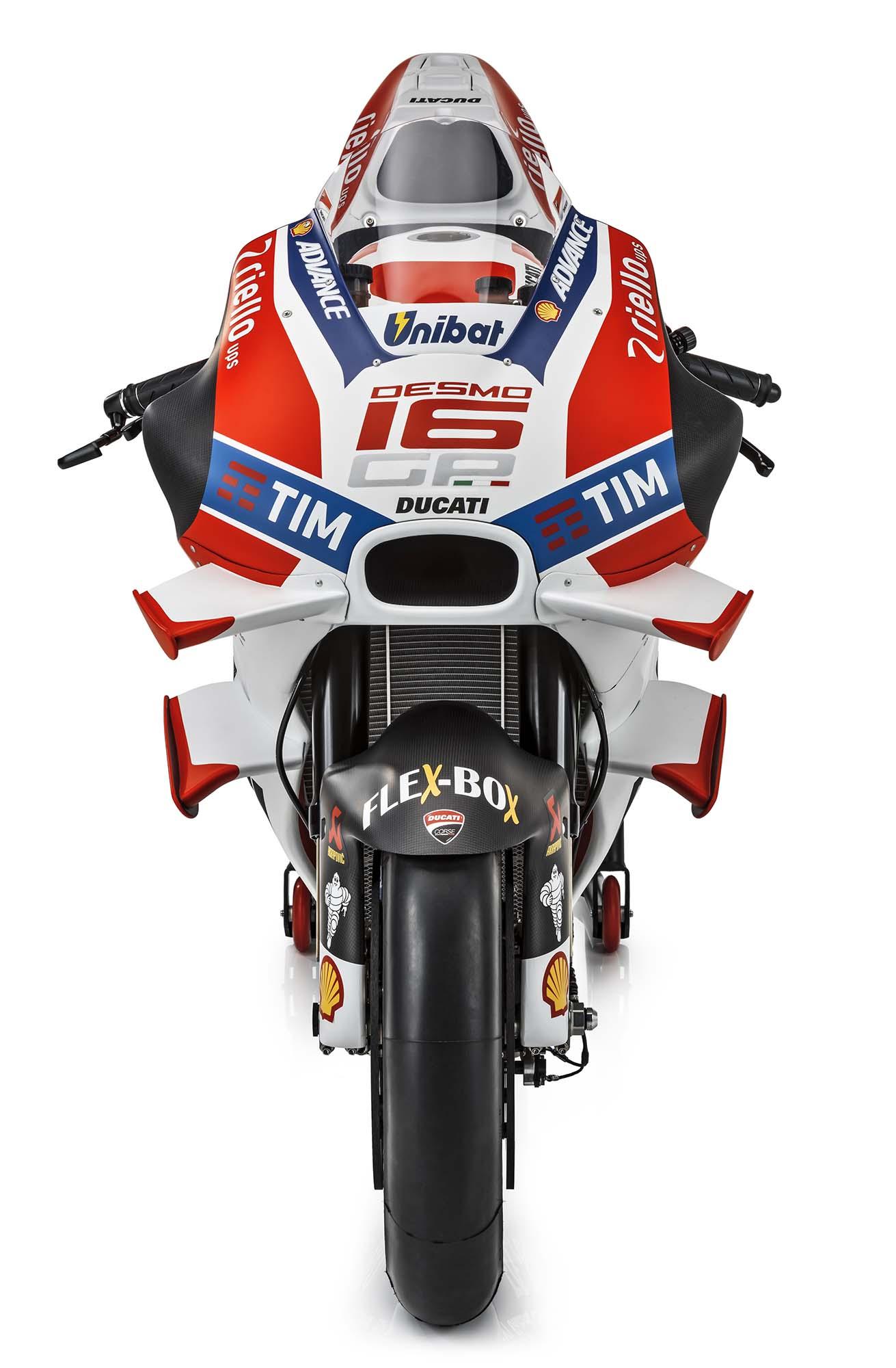 2016 Ducati Desmosedici GP - AKA, The Desmo 16 GP