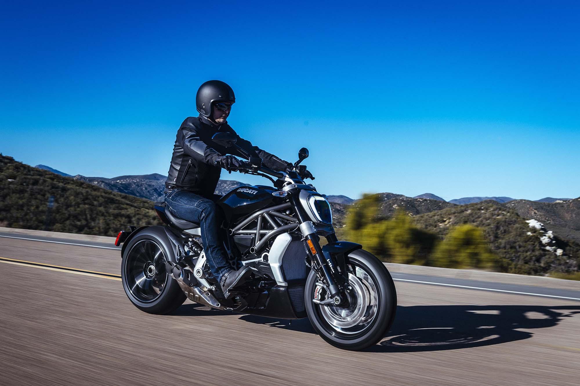 Ducati S White