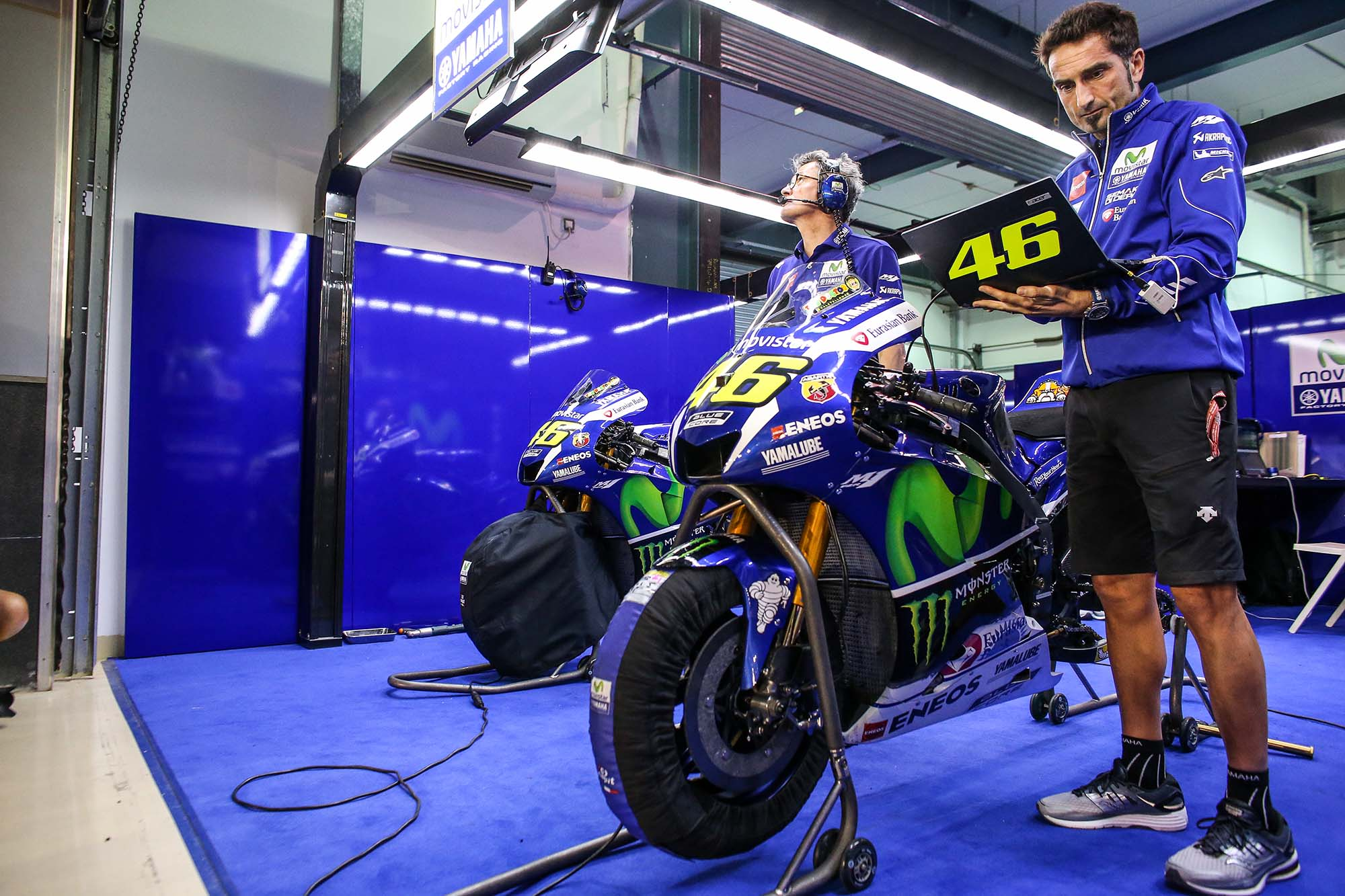 Analyzing Valentino Rossi's Two-Year Deal with Yamaha ...