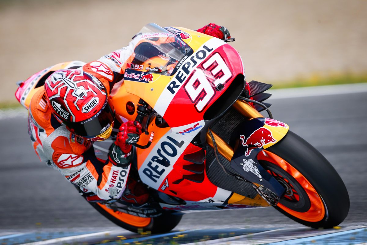 Jerez MotoGP Test Summary: Funny Front Tires, Wings, & A Chance to Test Properly