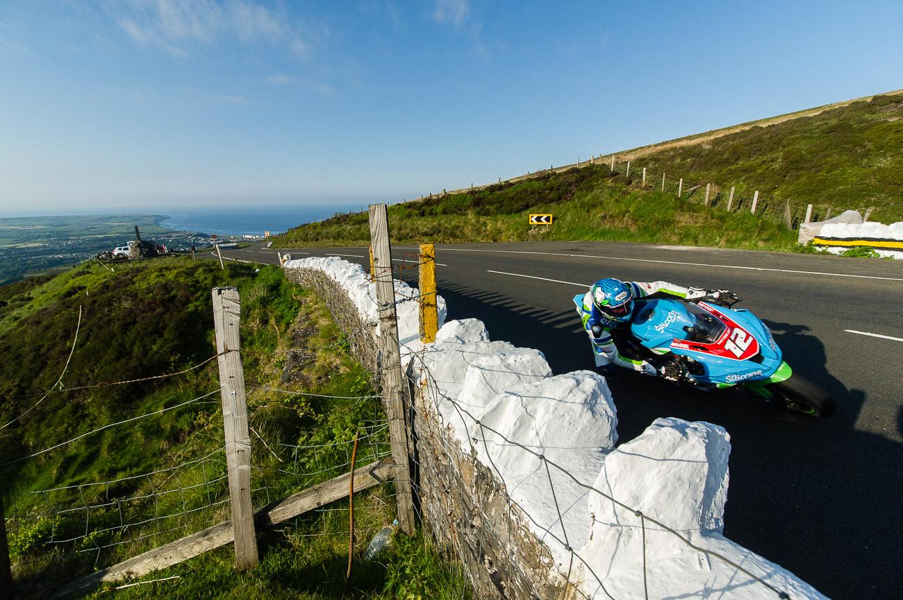 Monday's Isle of Man TT photos by Tony Goldsmith