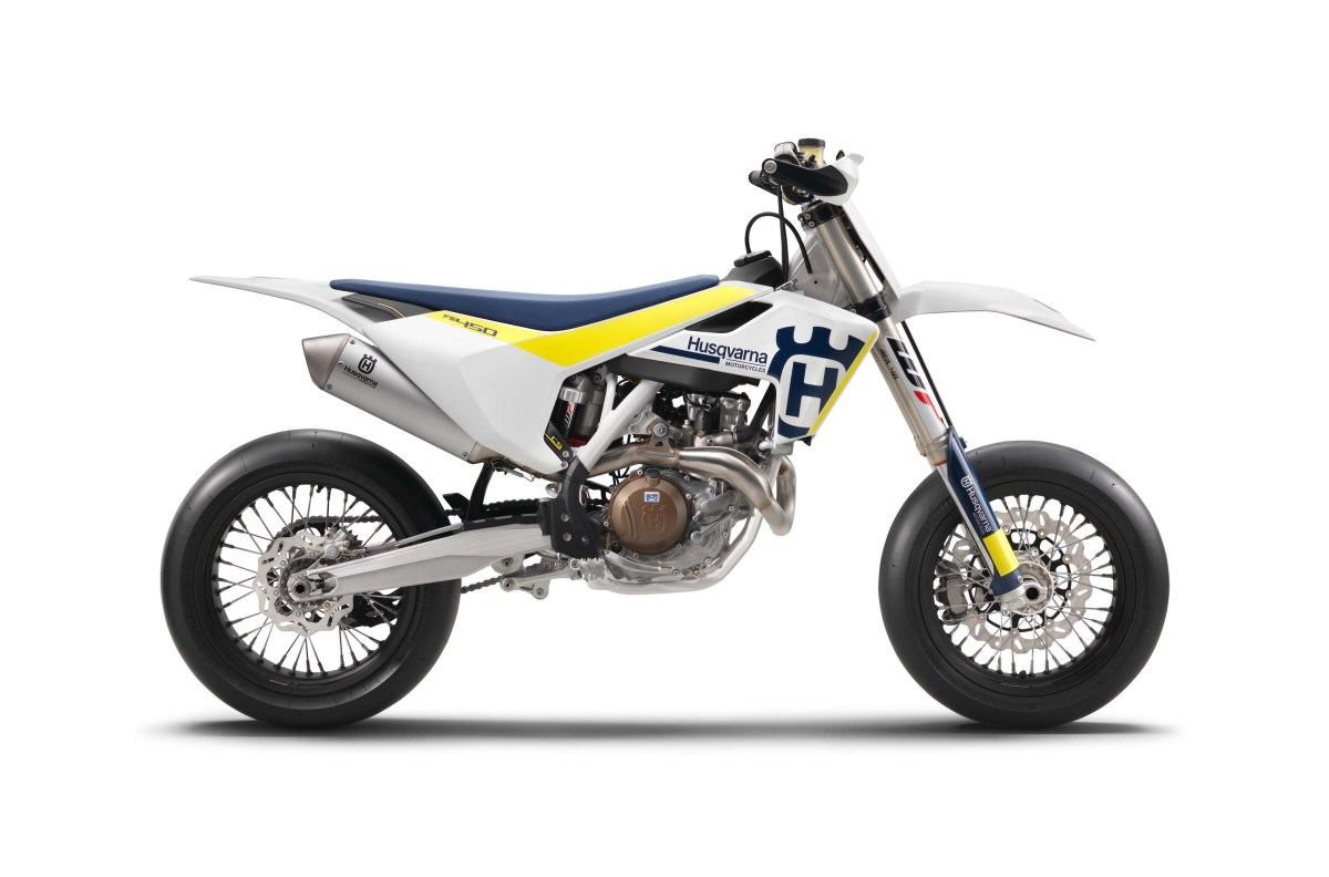 "2017 Husqvarna FS 450 Puts the ""Super"" in Supermoto"