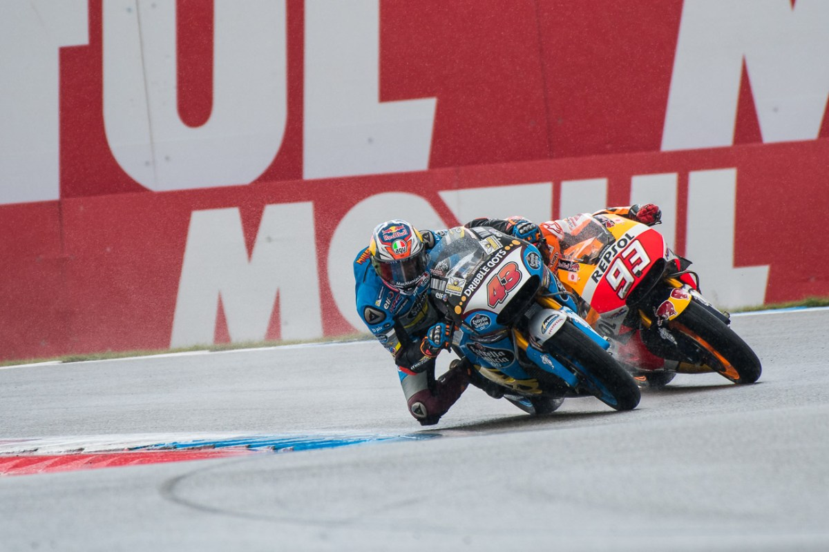 Sunday MotoGP Summary at Assen: Filling Record Books