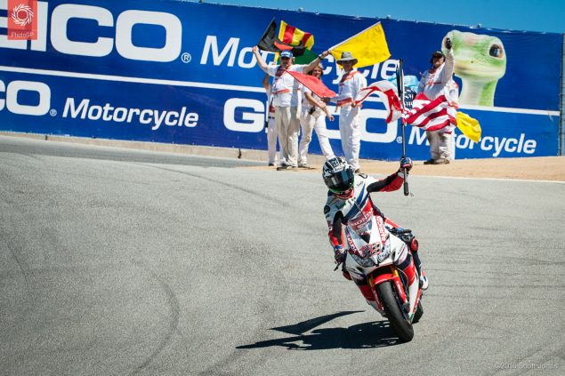 2016-WSBK-Laguna-Seca-Saturday-Nicky-Hayden-flag