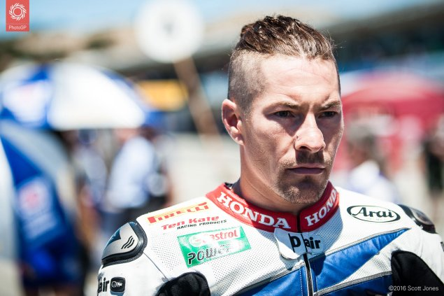 2016-WSBK-Laguna-Seca-Saturday-Nicky-Hayden-grid