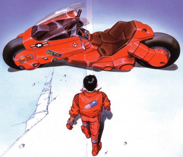 Kaneda-motorcycle