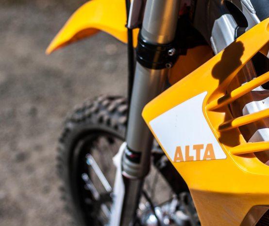 Alta Motors Ceases Operations