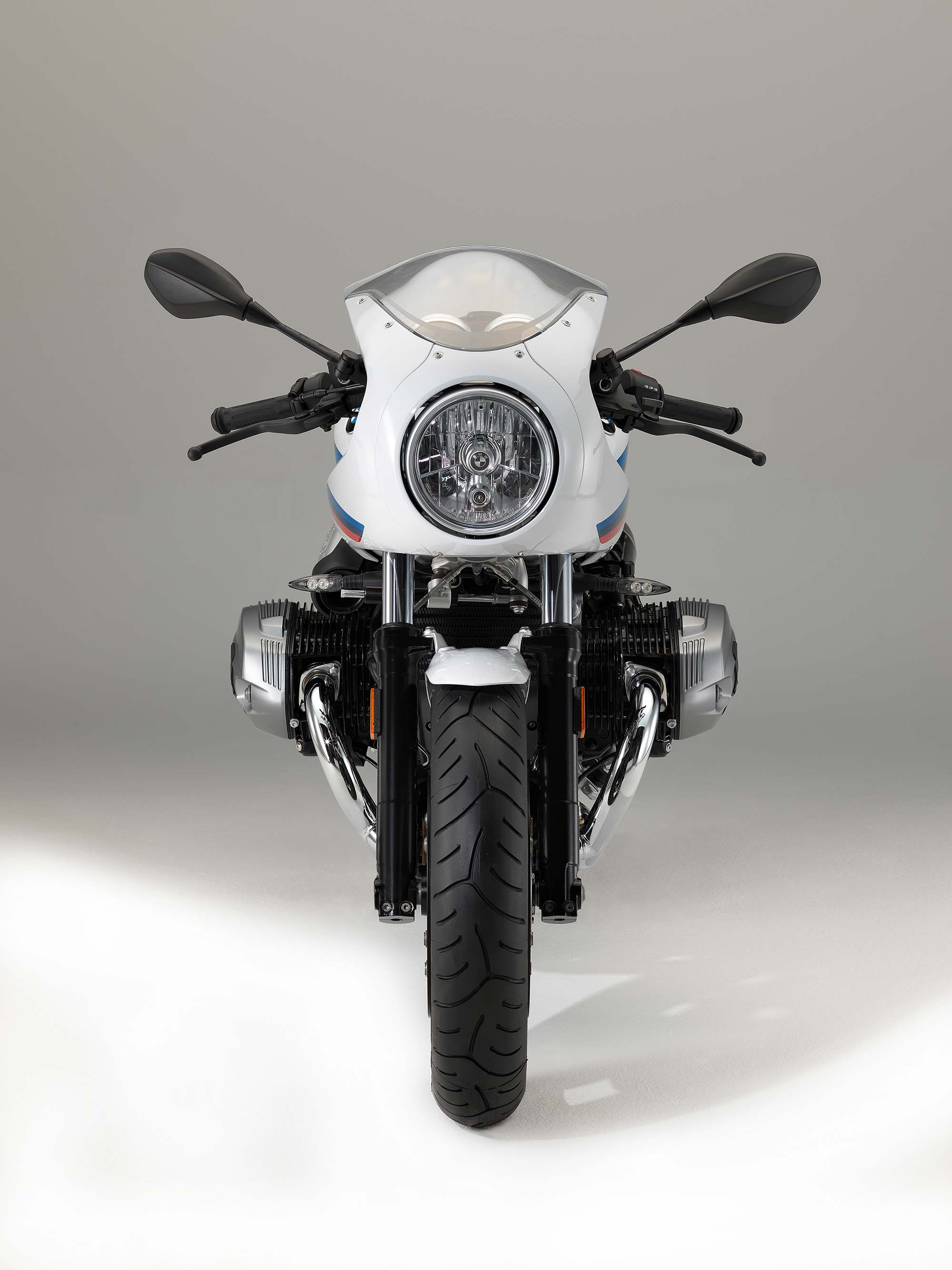 Bmw R Ninet Racer Yet Another Café Racer