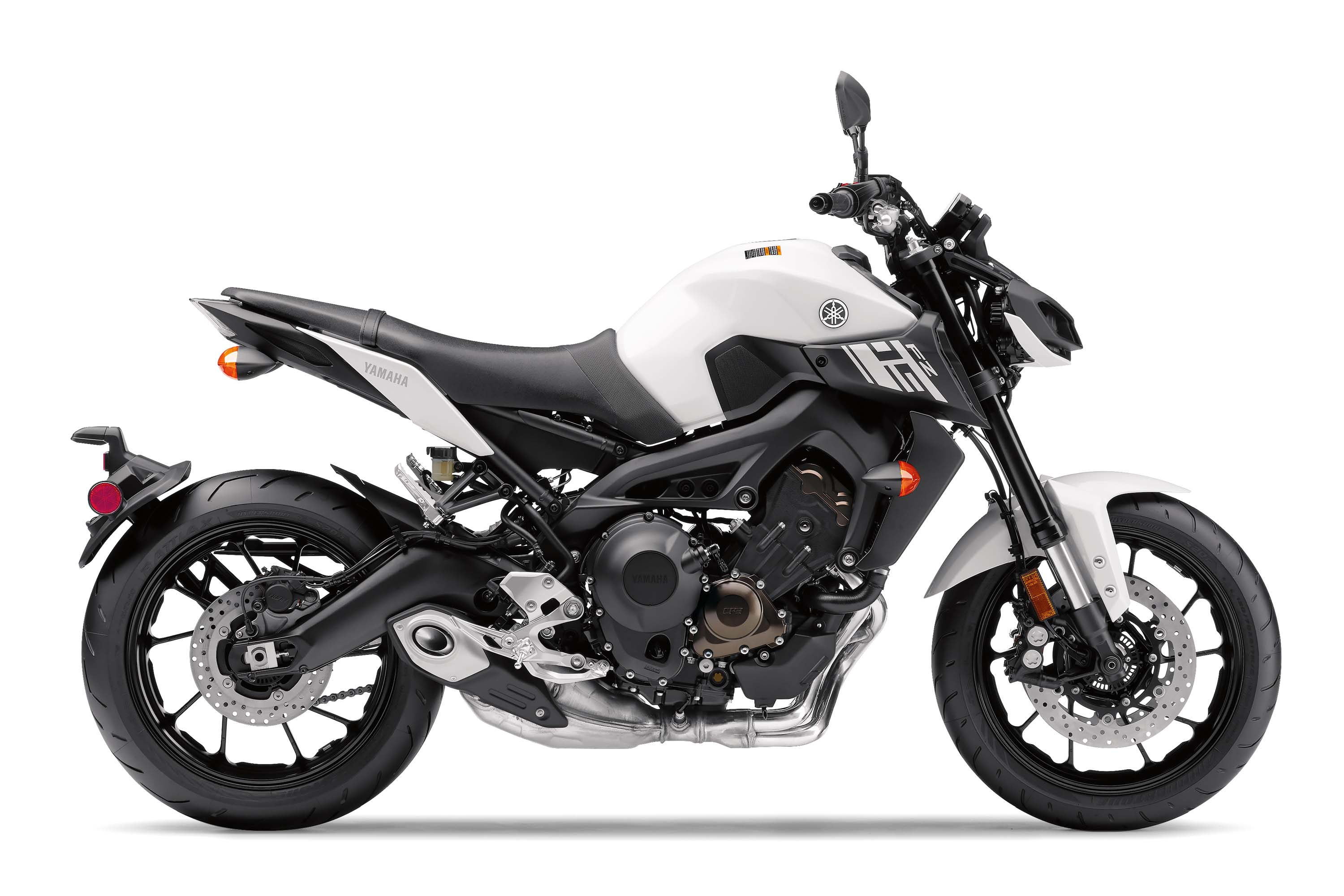 The yamaha fz 09 gets more aggressive for 2017 for Yamaha mt 200
