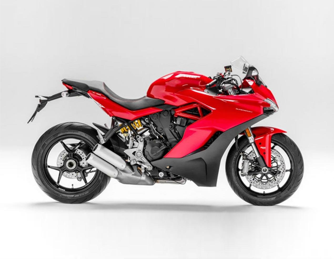Ducati Supersport Photos Leaked